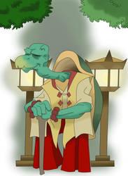 Mestre Tartaruga by drakonos85
