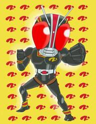 Kamen Rider by drakonos85