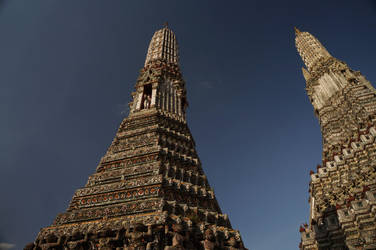 Wat Arun by svenskalovenska
