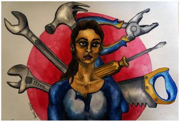 Raven Reyes by svenskalovenska