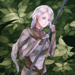 Eris the Lancer by LightyOle