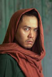 Afghan Guy by VoAndy