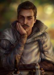 Dorian by AnnaHelme