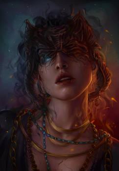 Death Godlike by AnnaHelme