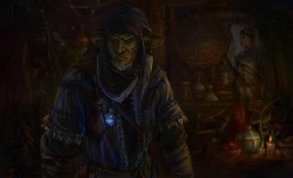 Goblin by AnnaHelme