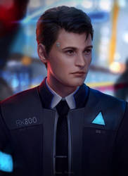 Connor by AnnaHelme