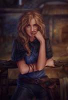 Ruby by AnnaHelme
