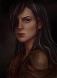 some portrait by AnnaHelme