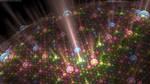 Sierpinski Bubble World by mynameishalo