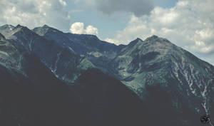 Dark Mountain by Man90Ray