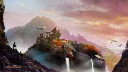 Mountain by PabloVareza