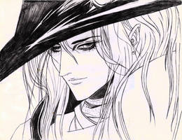 Vampire Hunter D 2 by picante-pants