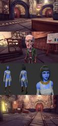 Professor's Lab - MediEvil fangame (v2.0) by Mortusk