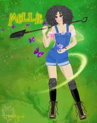 Mellie by yumyumcat