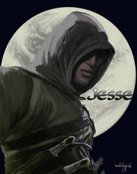 Jesse by yumyumcat