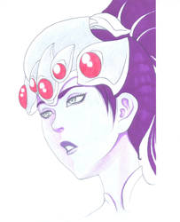 Widowmaker Close Up by Ferenand