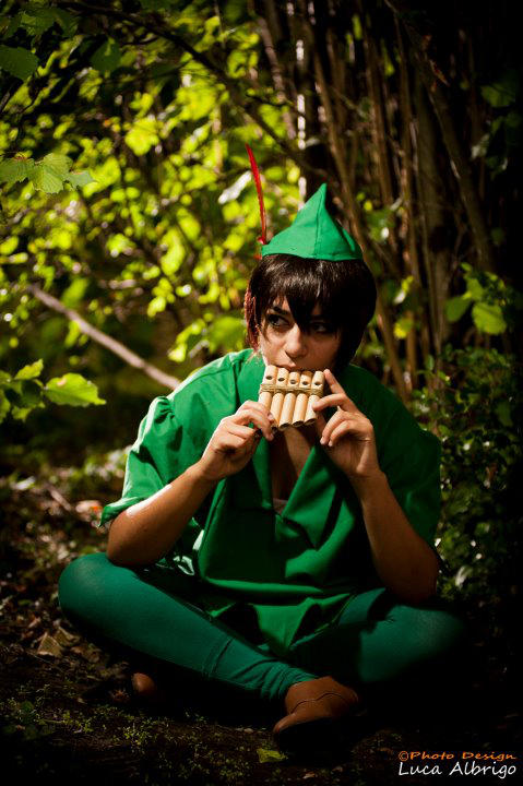 Peter Pan - Waiting Lost Boys by AxelTakahashiVIII