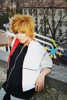 Roxas : My heart belongs to me by AxelTakahashiVIII