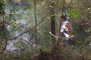 Connor Kenway : Hunting by AxelTakahashiVIII
