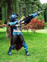 Vayne Dragonslayer by AxelTakahashiVIII