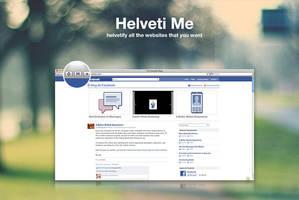 Helveti Me - Safari extension by xatDefect