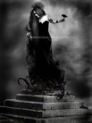.: In memory of Shadows' Madame :. by NatiatVII