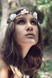 Grace in the secret garden.... by Chasingfireflies-Oz