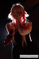 Mirai Nikki: Yuno Gasai by AlicesRainbow
