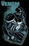 Venom by dwaynebiddixart