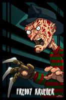Freddy by dwaynebiddixart