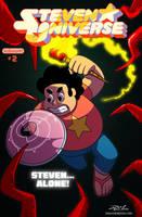 Steven Cover by dwaynebiddixart