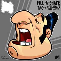 Fill A Shape 1 by dwaynebiddixart