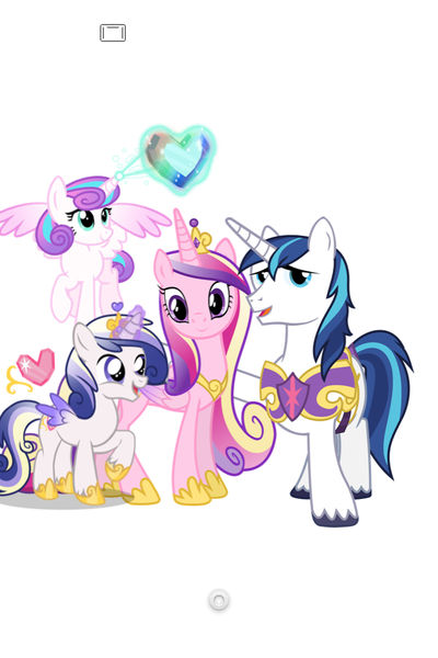 Mlp Royal Family By Takumigaming On Deviantart