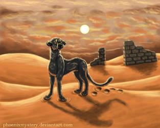 Tomorrow's  Sphinx by PhoenixMystery