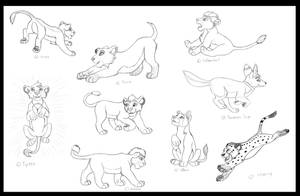 Sketchdump by PhoenixMystery