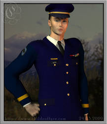 The Early Years 10: Sgt Keller by Childe-Of-Fyre