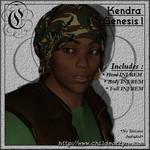 COF Digital Souls : Kendra by Childe-Of-Fyre