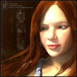 Portrait : Alma by Childe-Of-Fyre