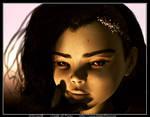 Portrait : Rayvn by Childe-Of-Fyre