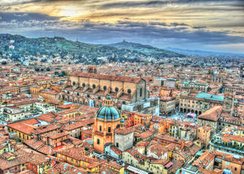 Bologna by Kemendil