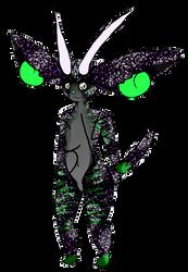 Poison Dart Frog Flooween OPEN by GonXKillua