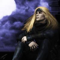 Amos - Who am I by LadyNightVamp