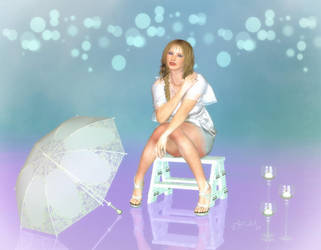 Umbrella by LadyNightVamp