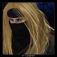 LoK - Amos by LadyNightVamp