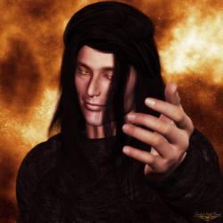 Lexx the darkzone - Kai Wtd by LadyNightVamp