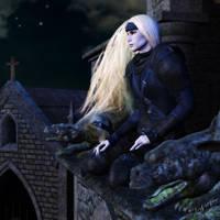 Amos - Angel of the night by LadyNightVamp