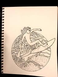 surf by onlygoodart