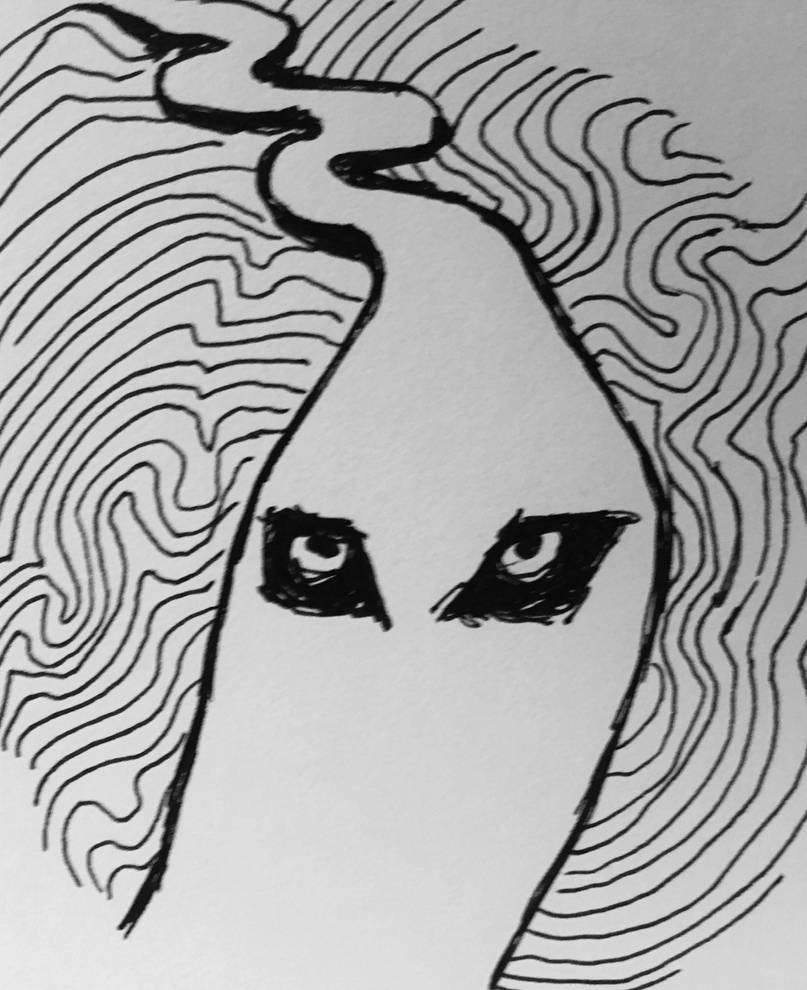 Ghost by onlygoodart