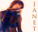 Last.FM Stamp - Janet Jackson by Volume-Junkies