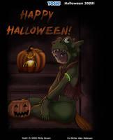 Halloween 2009 by Sageofotherworlds